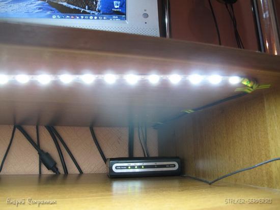 Светильники для компьютера своими руками 35